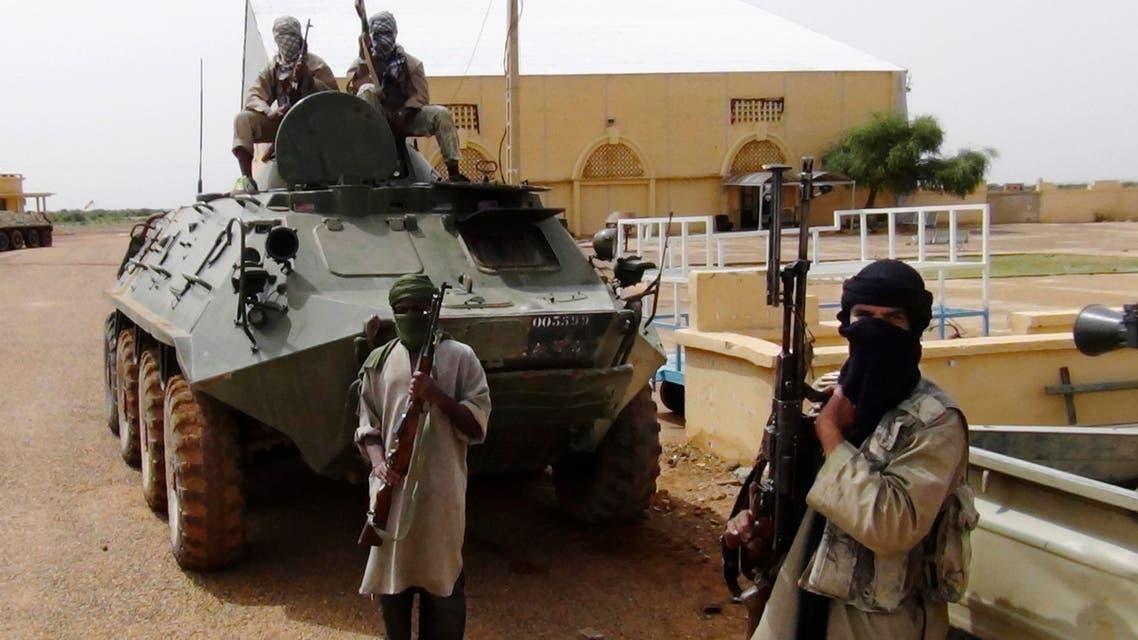 qaeda fighters reuters