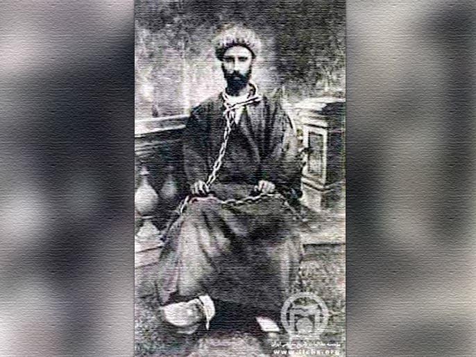 ناصر الدين شاه سيد جمال