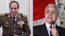 Report: Sisi's campaigners reject debate with Sabahi