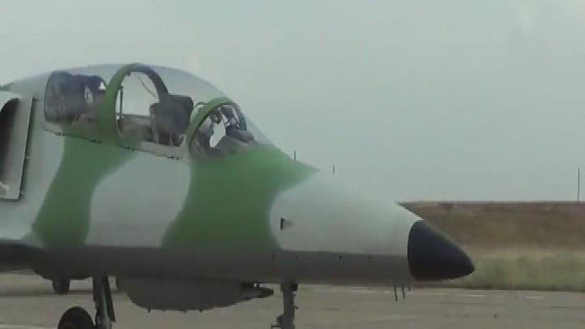THUMBNAIL_ صور لطائرات استولت عليها المعارضة من نظام الأسد