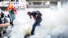 Turkish May Day rally