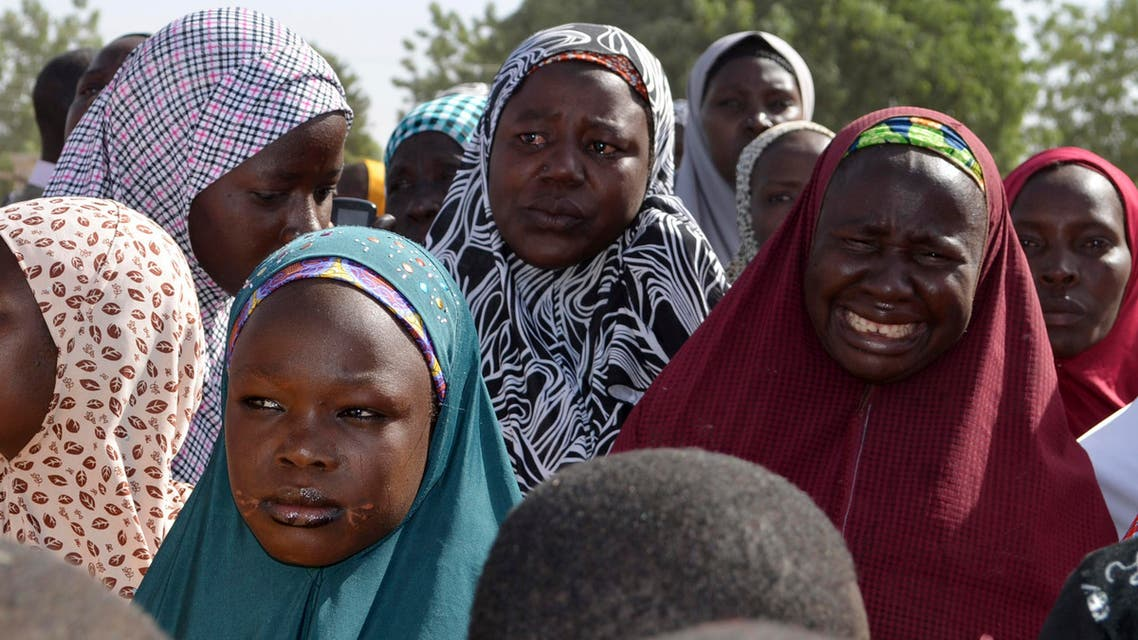 nigeria girls reuters