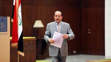 Maliki says has enough support to build govt