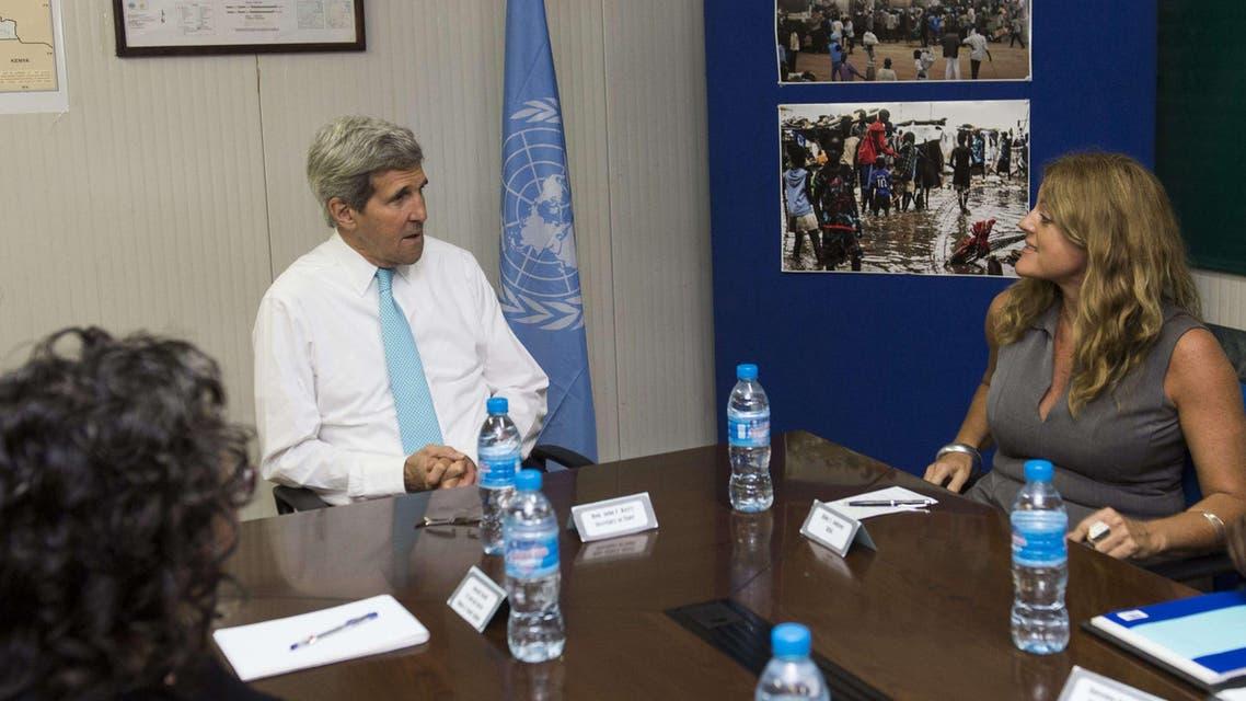 John Kerry AFP