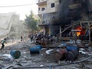 غارات النظام تدك الأحياء السكنية السورية