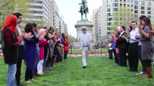 American Muslims get 'Happy' with Pharrell dance