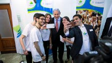 Netanyahu's rant against tech users:  'you are slaves to your gadgets'