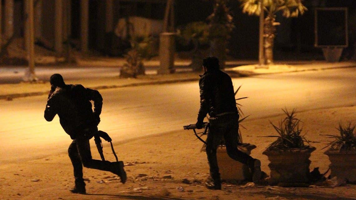 القوات الليبية