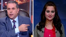 Egypt TV channel owner scolds presenter on air