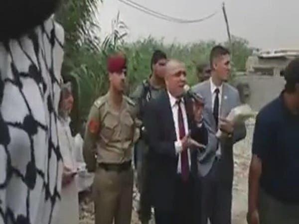 بالفيديو.. شراء المالكي لأصوات الناخبين مقابل أراض