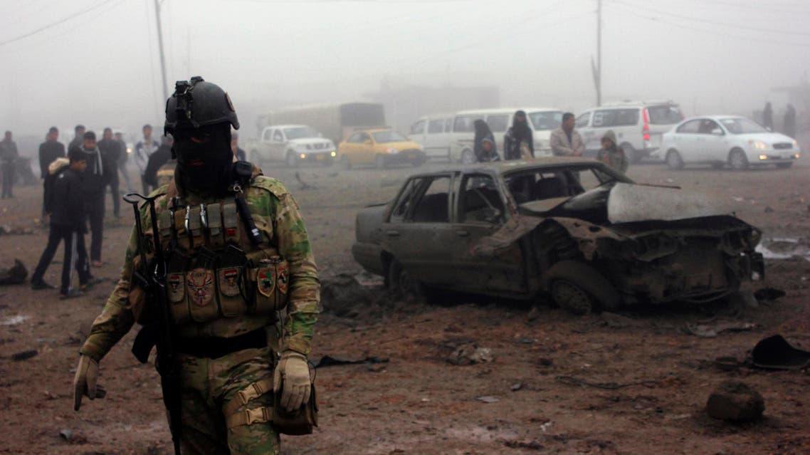 iraq bomb reuters