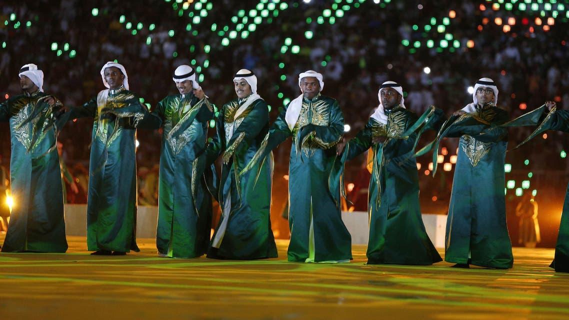 Saudi king inaugurates new Jeddah sports city