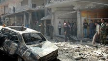 Talks ongoing over rebel withdrawal from Homs