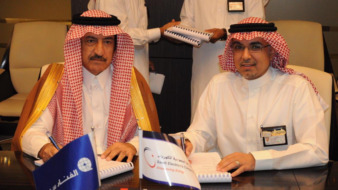 زياد بن محمد الشيحة الرئيس التنفيذي للشركة السعودية للكهرباء