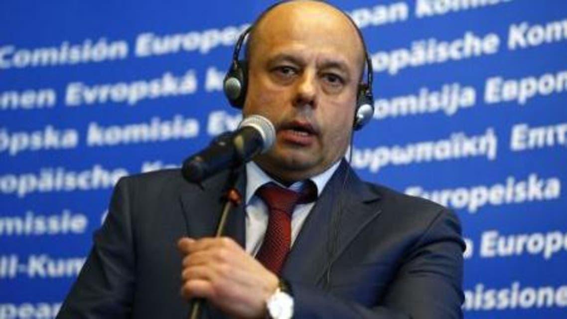 وزير الطاقة الأوكراني يوري برودان