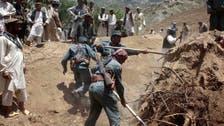 2,100 killed in Afghanistan landslide