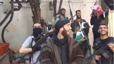 Activists in Syria's besieged Homs make satire video
