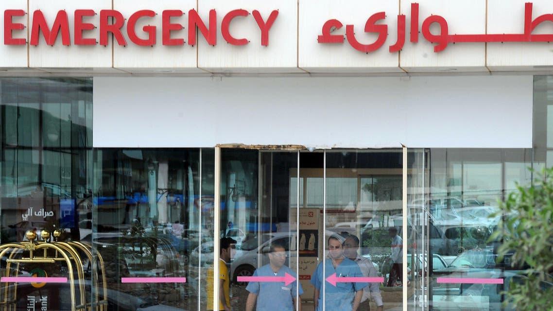 الطوارئ كورونا مستشفى السعودية اسعاف