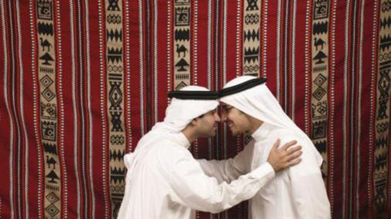 Nose kiss anyone how the gulf arab greeting has evolved al how the gulf arab greeting has evolved m4hsunfo
