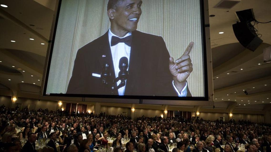 obama at ball