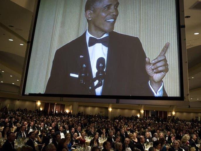 اوباما: پوتین باید جایزه صلح نوبل بگیرد