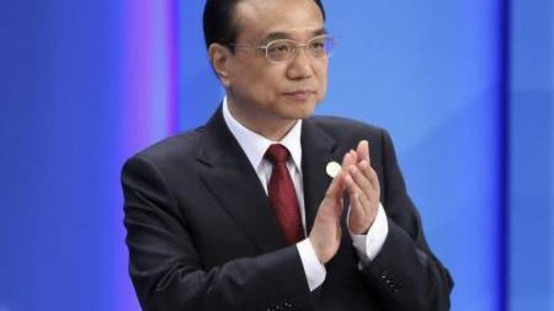 رئيس الوزراء الصيني لي كه تشيانغ