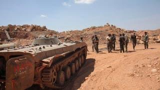 الأسد يقصف ريف دمشق وسط استياء أهالي المختطفين