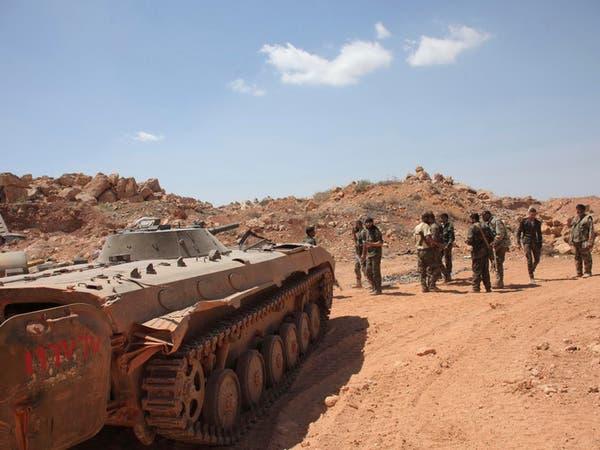 تقدم كبير لقوات النظام في بلدة المليحة قرب دمشق