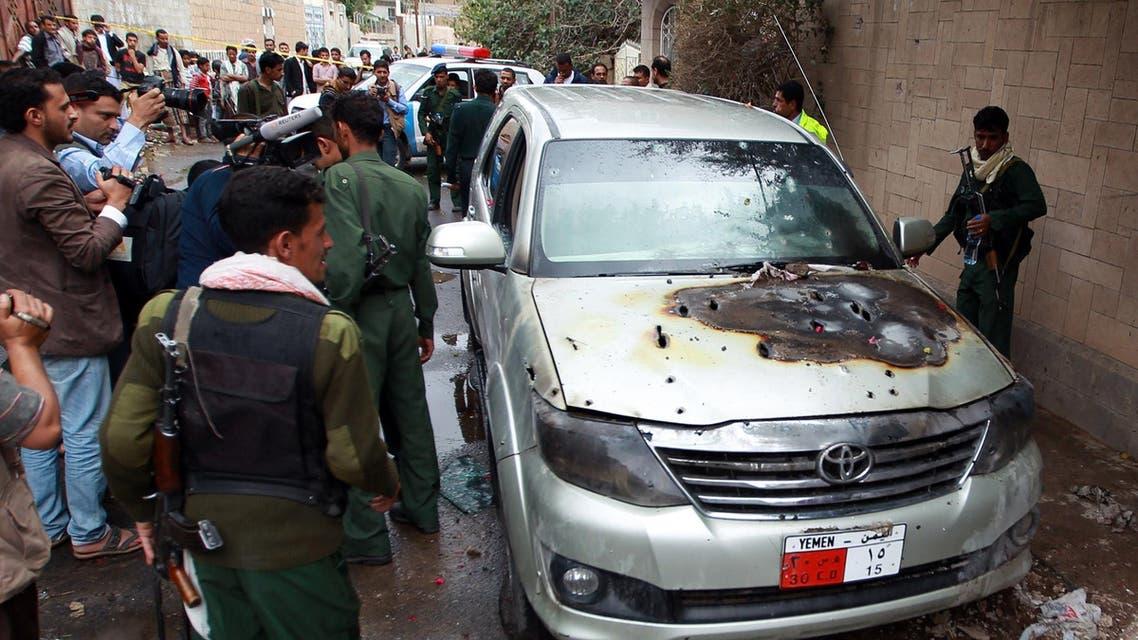 هجوم مسلح على دبلوماسي فرنسي في اليمن