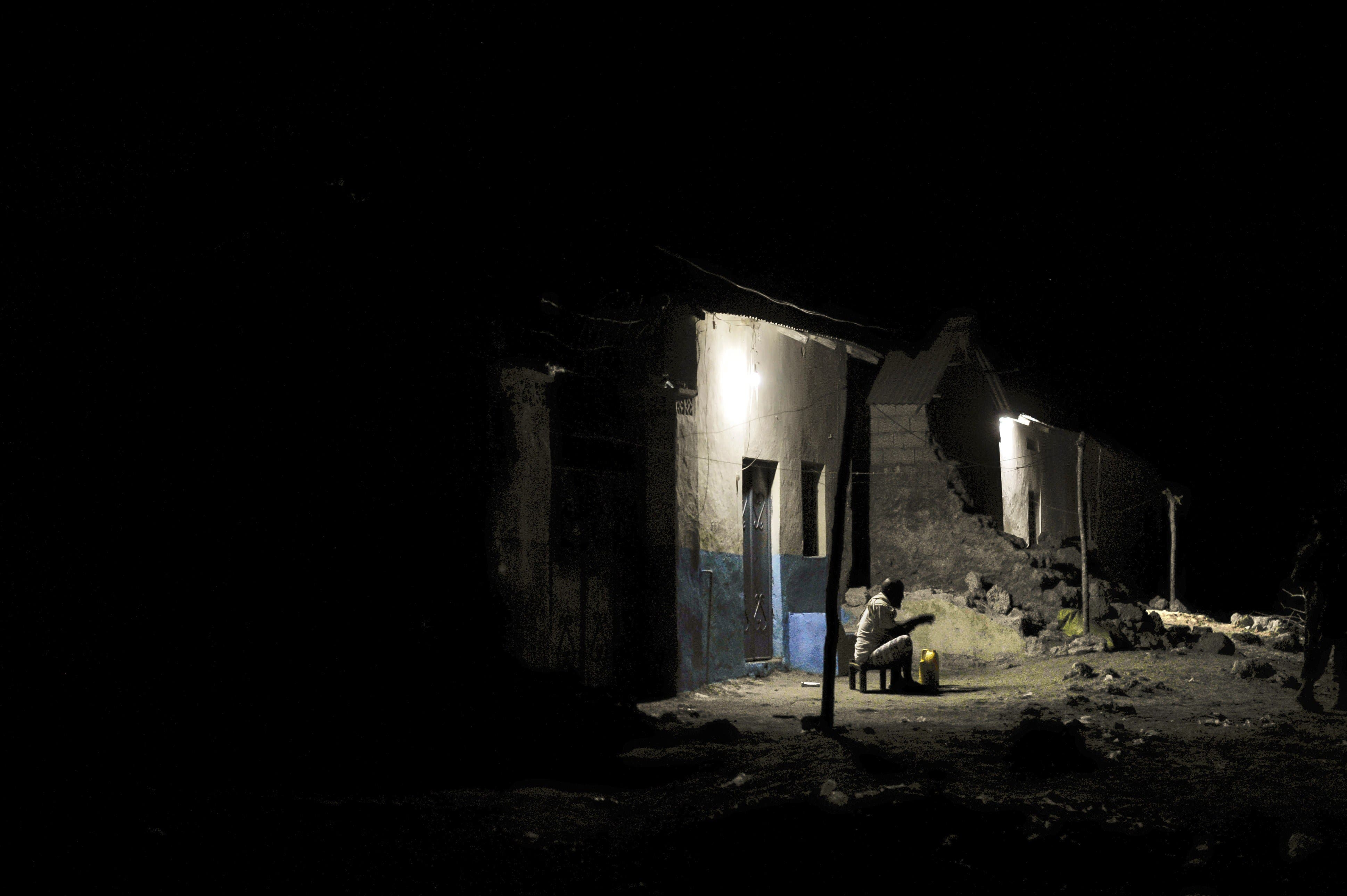 Interrogating Shebab militants