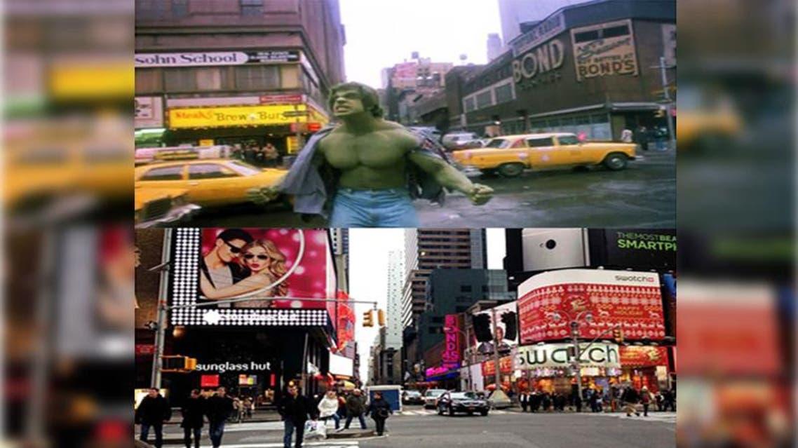الرئيسية أماكن تصوير أشهر أفلام هوليوود قبل وبعد