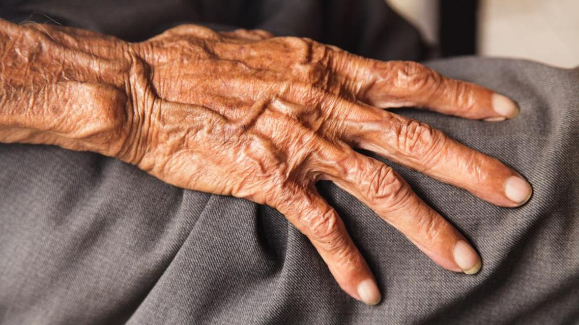 old age shutterstock