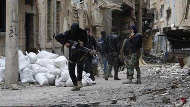 """72 قتيلاً في اشتباكات """"النصرة"""" و""""داعش"""" بدير الزور"""