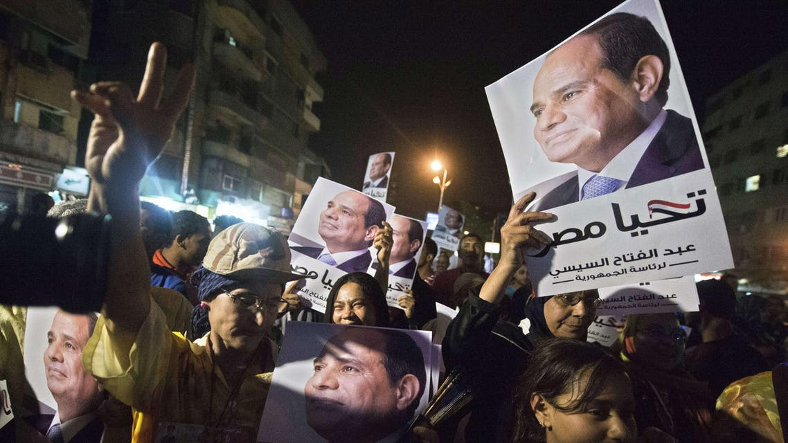 Egypt reacts to Sisi's interview