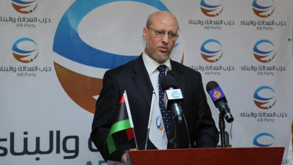 "The Muslim Brotherhood's JCP chief Mohammad Sawan has said that his party will seek compromise with rival parties to form ""a consensual constitution."" (Photo courtesy of: Almanaralink.com)"