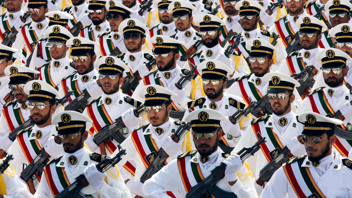 iran guards reuters