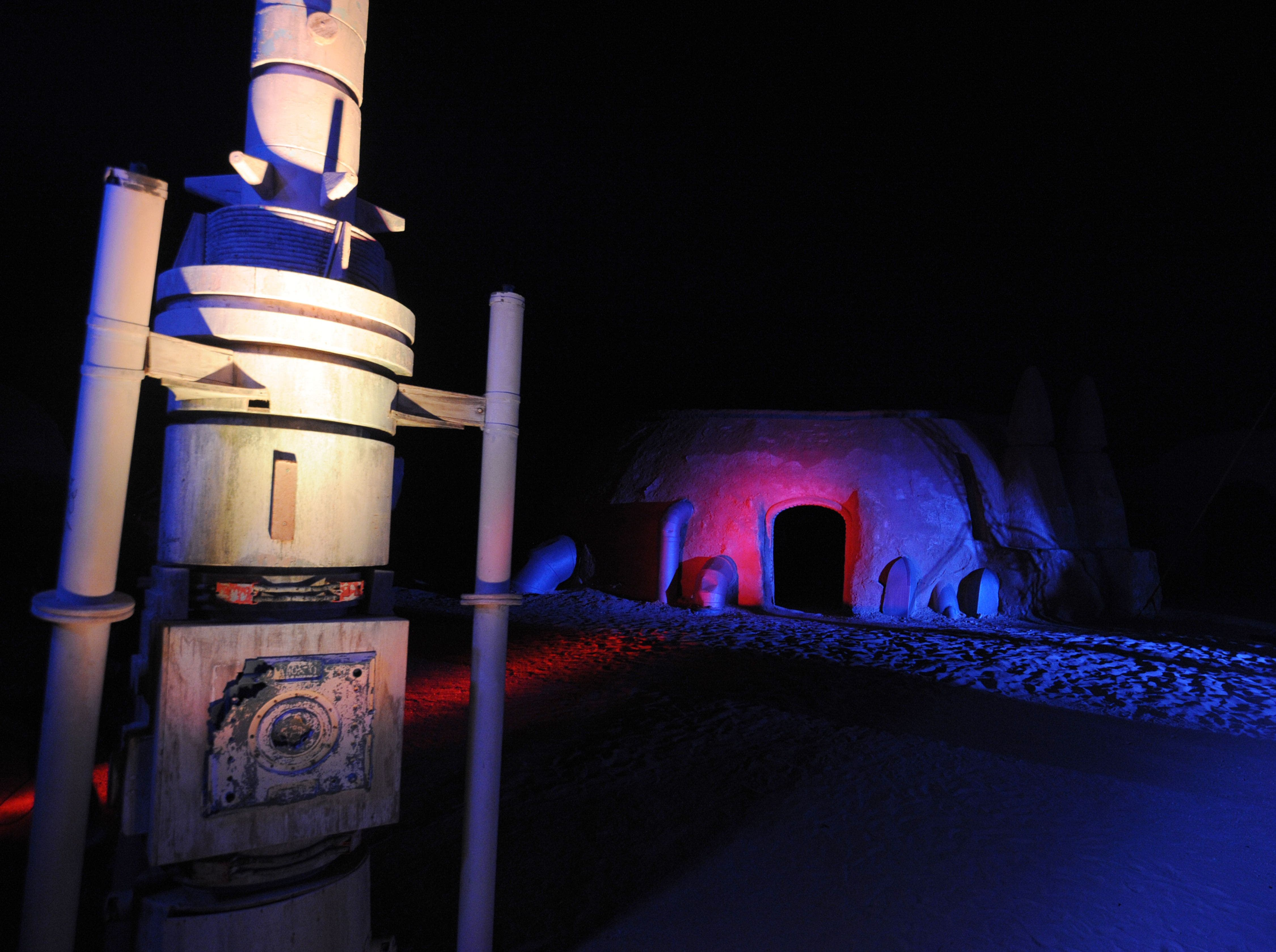Star Wars comes to life in Tunisia