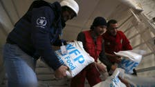 Syria struggling to fill food import needs