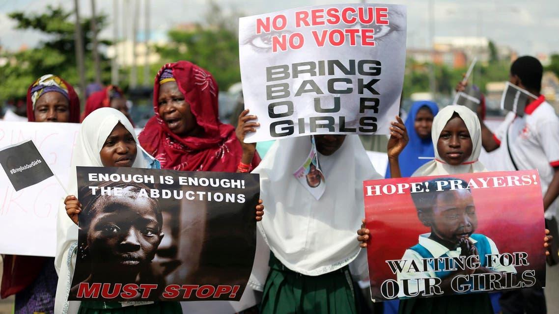 نيجيريا جريمة خطف الفتيات
