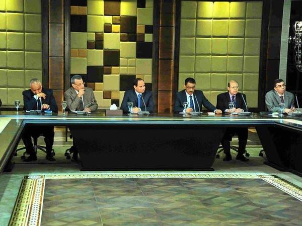 السيسي: جيشنا هدفه حماية الأمن القومي المصري والعربي