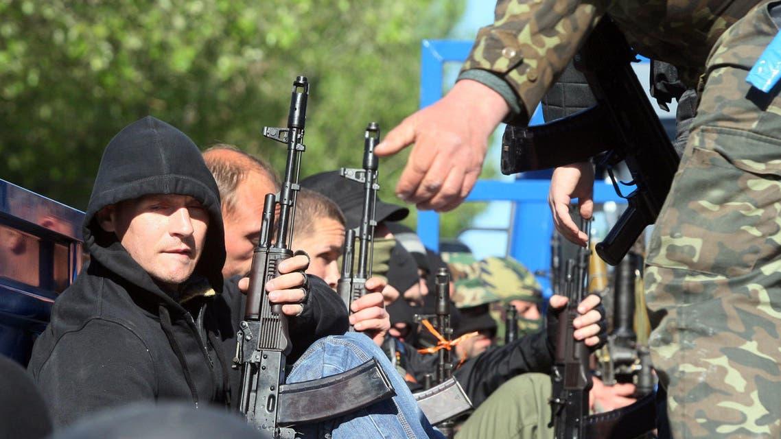 Ukraine AFP