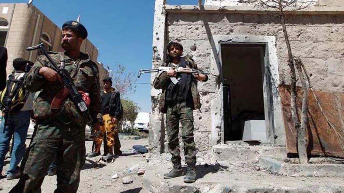 العنف في اليمن مسلحين امن شرطة
