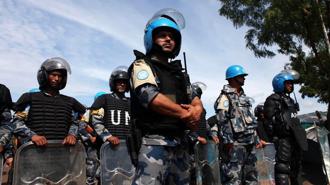 قوات un في السودان