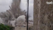1300GMT: Syrian rebels blow up Aleppo hotel used by army