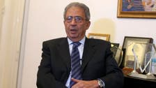 Amr Moussa: Hamas must recognize Israel