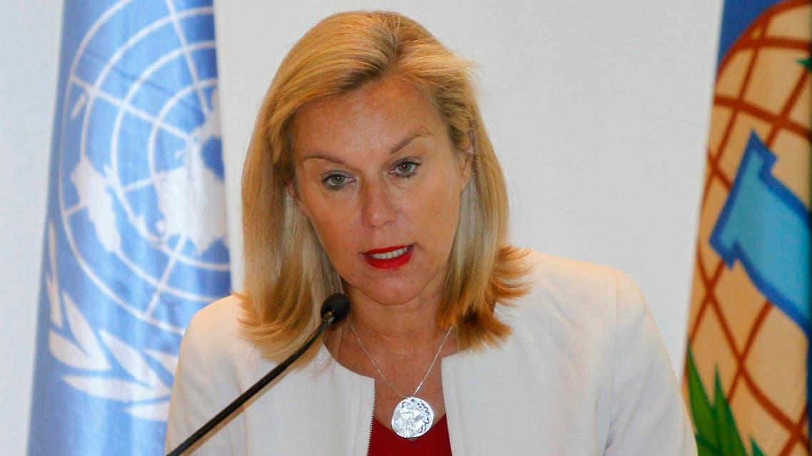 Sigrid Kaag Reuters