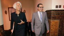 IMF chief says ready to renegotiate Morocco line of credit