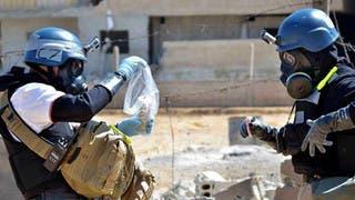 كيماوي في سوريا