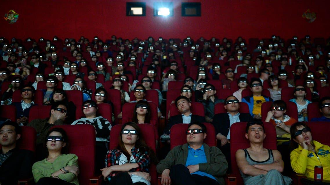 cinema china reuters