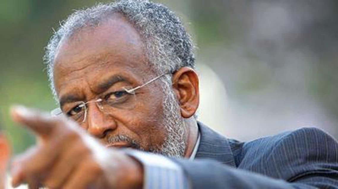 علي كرتي وزير الخارجية السوداني